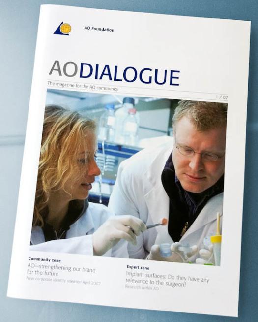 Beispielverwendung eines Fotos aus dem Bereich Medizin & Forschung © Till Erdmenger – Business Photographie
