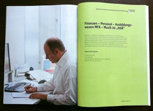 Fotos für den Jahresbericht der Ärztekammer Nordrhein © Till Erdmenger – Business Photographie