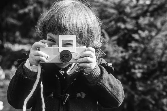 Meine erste Spielkamera, ca. 1975