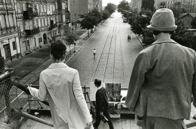 Berlin, 1961 © Leonard Freed / Magnum Photos / Agentur Focus / Brigitte Freed Leonard Freed. Mit freundlicher Genehmigung des Folkwang Museums