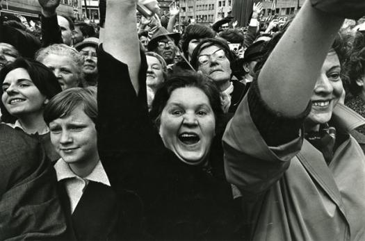 Bonn, 1965 © Leonard Freed / Magnum Photos / Agentur Focus / Brigitte Freed. Mit freundlicher Genehmigung des Folkwang Museums, Essen