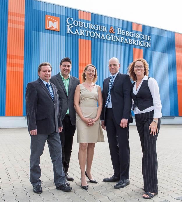 Gruppenfoto für ein Unternehmen © Till Erdmenger – Businessfotos