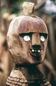 Manche Auftraggeber sind echte Holzköppe … © Till Erdmenger – Businessfotos