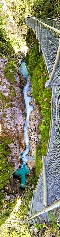 Geisterklamm Leutasch, Österreich © Till Erdmenger – Businessfotos