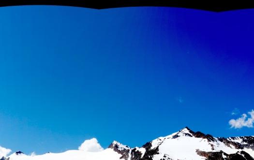 PanoramaStudio Pro erzeugt ebenfalls solche Farbabrisse im Himmelsblau – nur die Ausprägung unterscheidet sich vom Photoshop-Resultat
