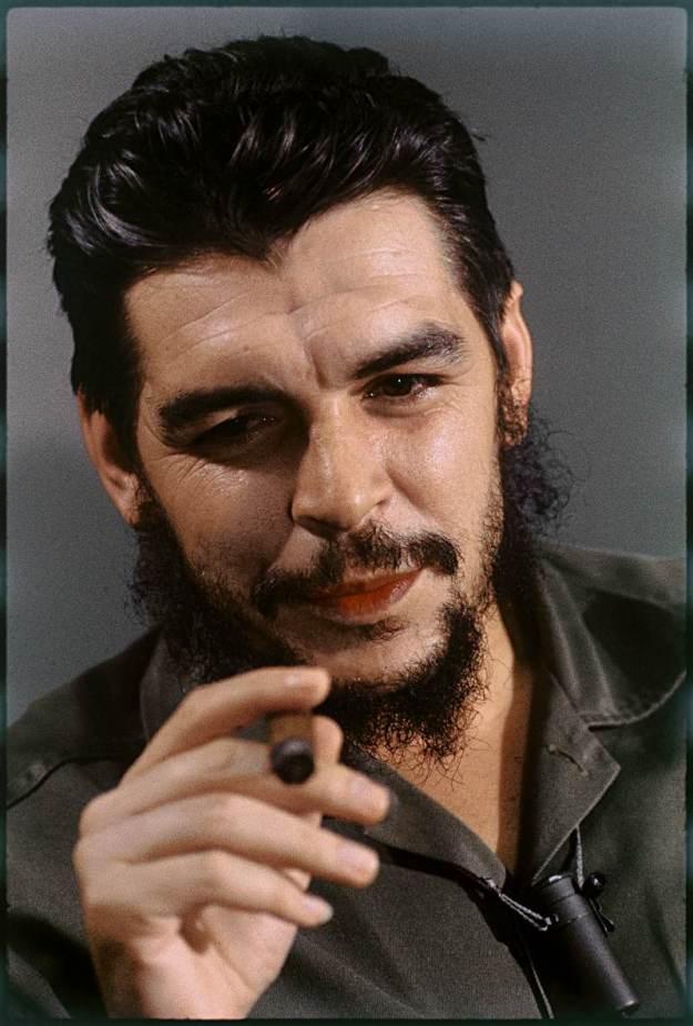 Che Guevara © Elliott Erwitt 1964. Mit freundlicher Genehmigung der in focus Galerie, Köln