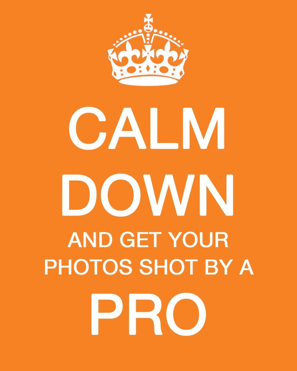 Professionelle Fotografie – das muss mehr als ein Bauchgefühl sein